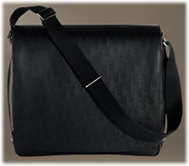 Dior Homme Classic Large Flap Messenger Bag