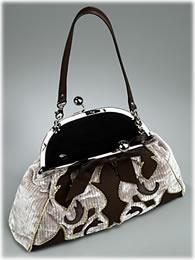 DKNY Velvet Handbag
