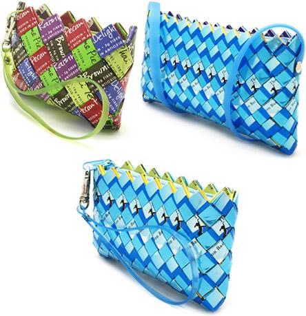 Ecosist Eco-Friendly Luna Bar Wrapper Bags