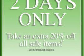 eLuxury 2 day Sale