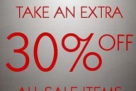 eLUXURY extra 30% Off