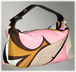 Emilio Pucci Luxor Single Handle Pochette