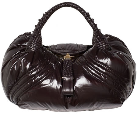Fendi and Moncler Spy Handbag