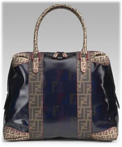 fendi b mix large tote