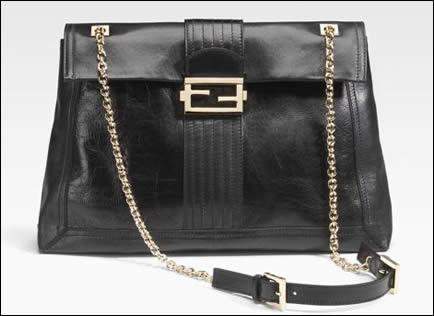 fa46ee612bb2 Fendi Maxi Baguette Shoulder Bag - PurseBlog