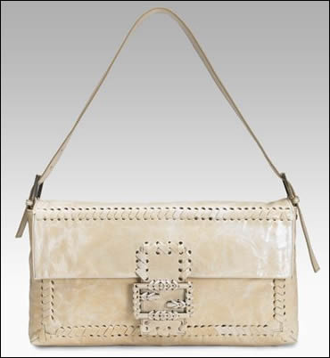 Fendi Vintage Leather Baguette