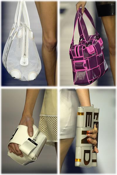 Fendi Spring 2007 handbags