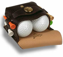 Fontanelli Golf Ball Holder