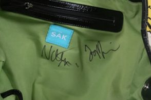 The SAK Ashbury Shopper Celebrity Auction
