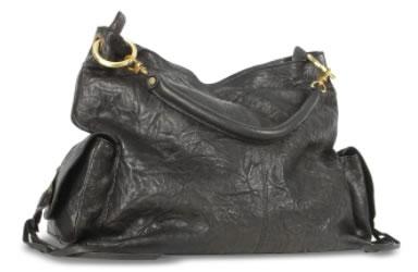 Ghibli Washed Leather Tote