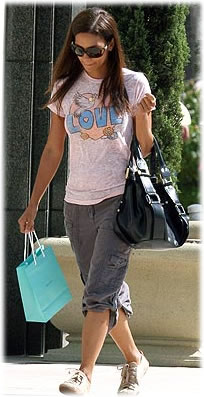 Halle Berry Black Handbag