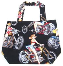 Hannah Zakari Biker Bag