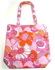 Hannah Zakari Flower Bag