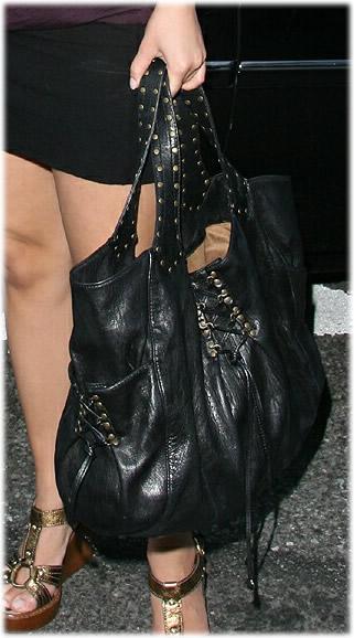 Hayden Panettiere handbag