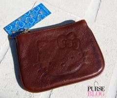 hello kitty rebecca minkoff leather coin purse
