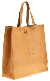 henry cuir eco tote