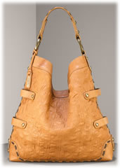 Isabella Fiore Large Leather Hobo