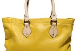 J. Crew Small Leather Thompson Tote