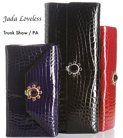 jada loveless trunk show