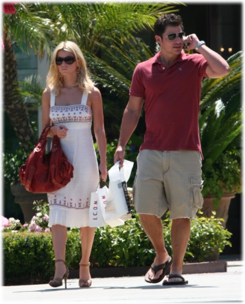 Jessica Simpson Name that Bag