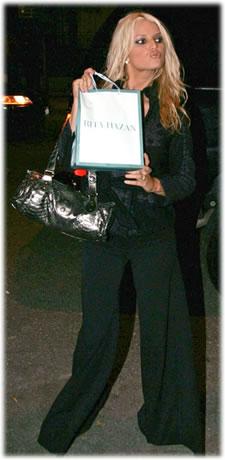 Jessica Simpson What Bag