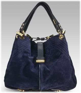 Jimmy Choo Alex Suede Hobo