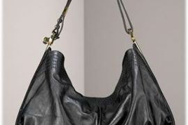 Jimmy Choo Calfskin Hobo