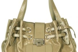 Jimmy Choo Ramona Patent Bag