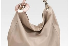 Jimmy Choo Sky Hobo Bag