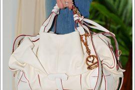 Cole Haan Saddle Leather Mini Crossbody Bag
