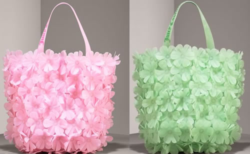 Juicy Couture Flower Tote