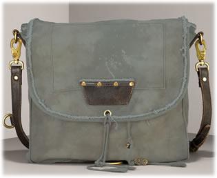 Juicy Couture Canvas Messenger Bag