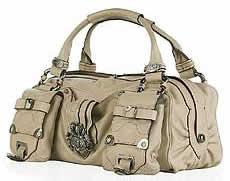 Juicy Couture Crest Leather Shoulder Bag - PurseBlog dec11857f