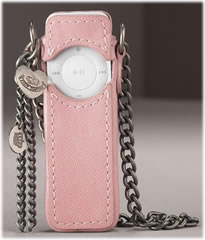 Juicy Couture iPod Shuffle Case