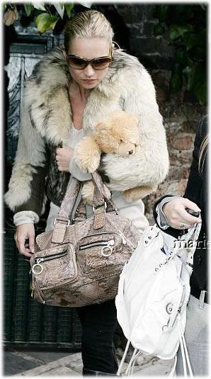 Kate Moss Name That Bag