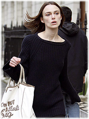 Keira Knightly Anya Hindmarch I