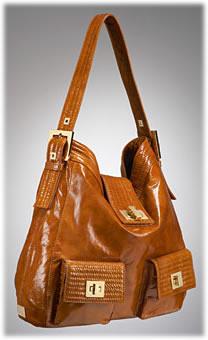 Kooba Parker Large Shoulder Bag