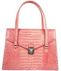 L.A.P.A. Pink Briefcase