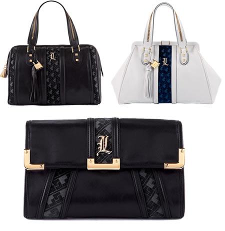 L A M B Love Handbags Gwen Stefani
