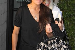 Lindsay Lohan Style: Name that Bag!