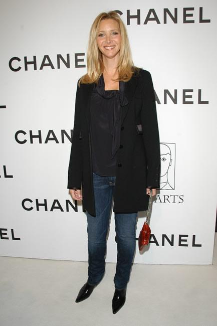 Lisa Kudrow chanel