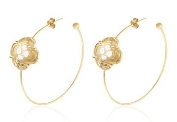 louis vuitton a la folie earrings