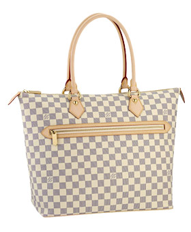 Louis Vuitton Damier Azur Saleya GM