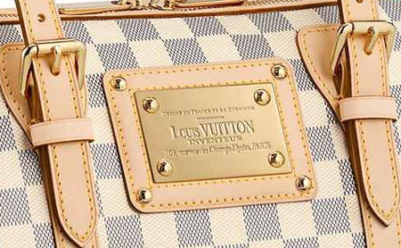 louis vuitton damier berkeley plate