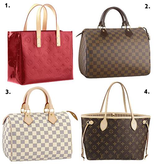 Louis Vuitton Large Tote Neverfull louis vuitton bags 2011 collection 3636faeb5d42a