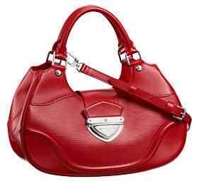 Louis Vuitton Epi Leather Montaigne Sac