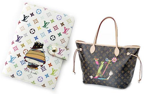 takashi murakami louis vuitton bags