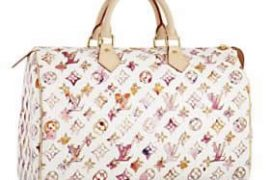 Louis Vuitton Aquarelle Speedy