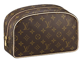 Louis Vuitton Monogram Canvas Toilette 25
