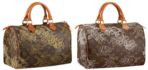 louis vuitton monogram dentelle